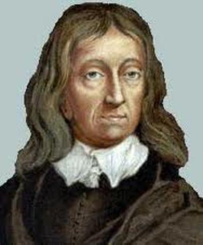 1644 – John Milton denounces licensing of the press in Areopagitica