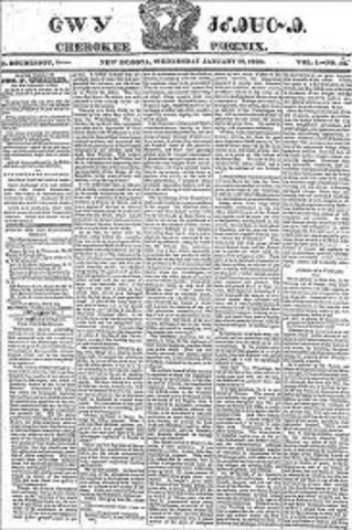Oxford Gazette (first English-language newspaper)