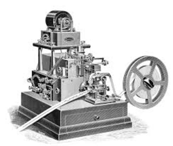 Samuel Morse granted patent for telegraph.