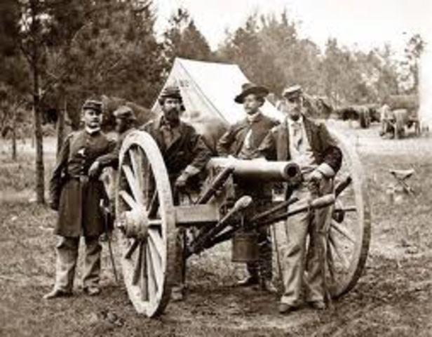 Civil War bigins