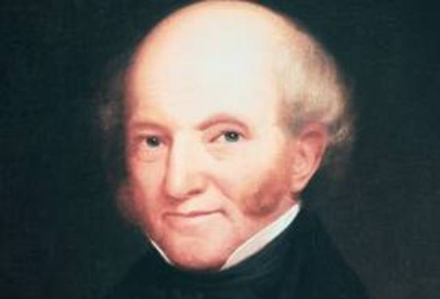 Election of MartinVan Buren