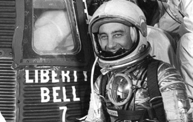 John Glenn is the first to orbit the Earth