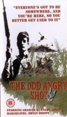The Odd angry Shot - Aussies in the Nam
