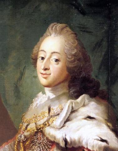 Frederik V døde