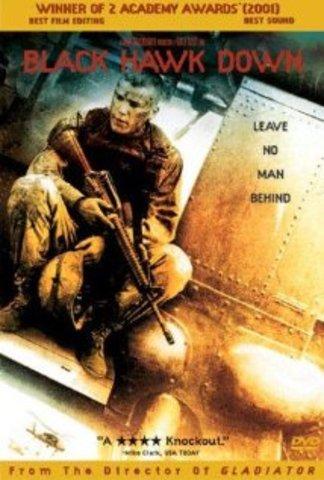Blackhawk Down - The Movie