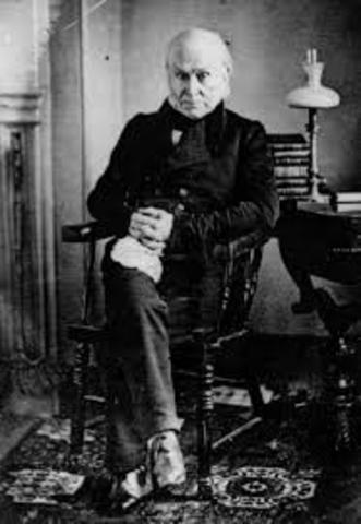 Election of John Quincy Adams