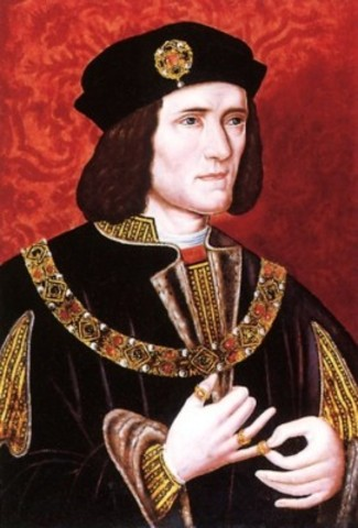 Richard 3 is killed in battle
