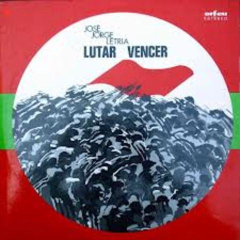Disco LP «Lutar Vencer»
