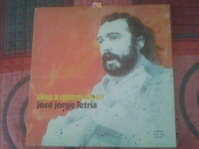 Disco LP «Doa a quem doer»
