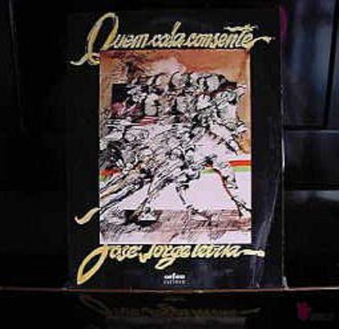 Disco LP «Quem cala consente»