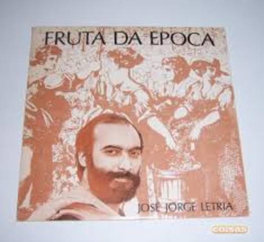 Disco LP «Fruta da época»