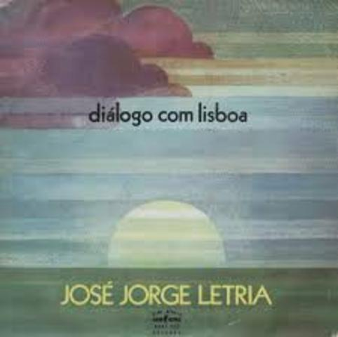 Disco single «Diálogo com Lisboa»