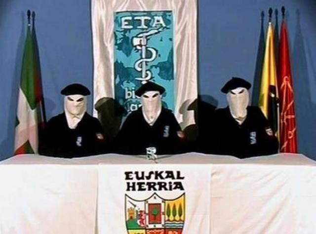 Se forma la banda terrorista ETA