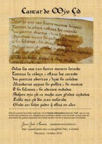La Biblioteca Nacional de España compra el códice del Cantar de Mío Cid
