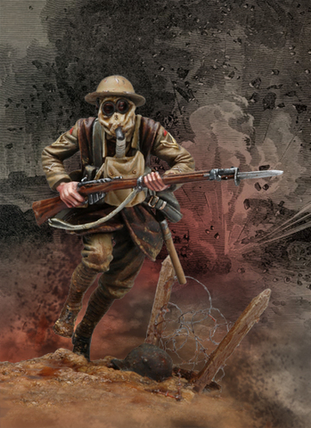 The World War Broke out