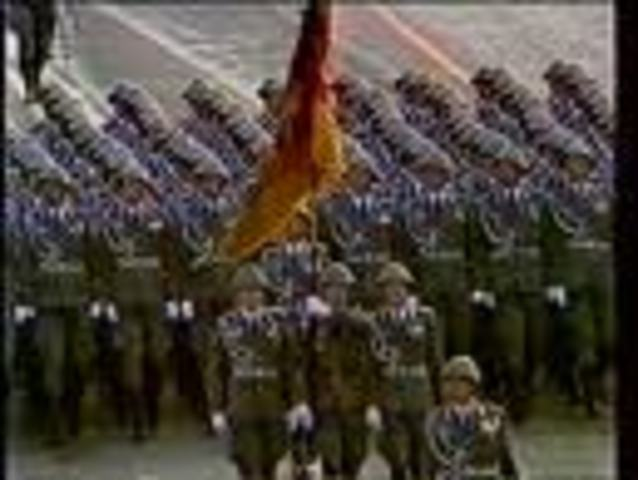Warsaw Pact formation