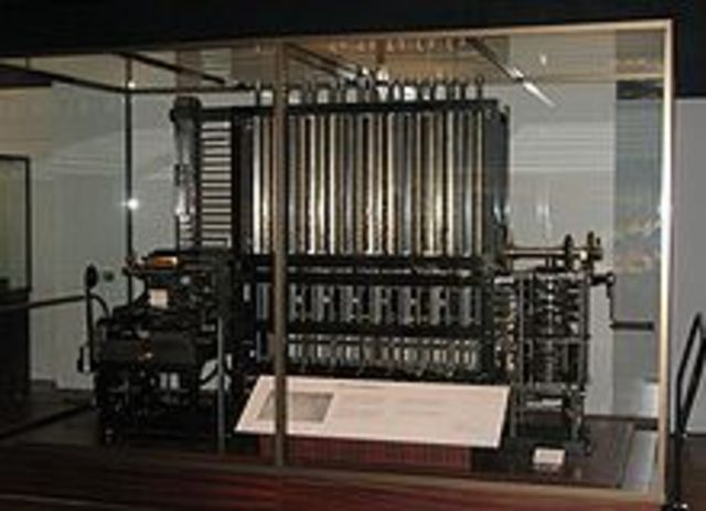 Babagès difference engine
