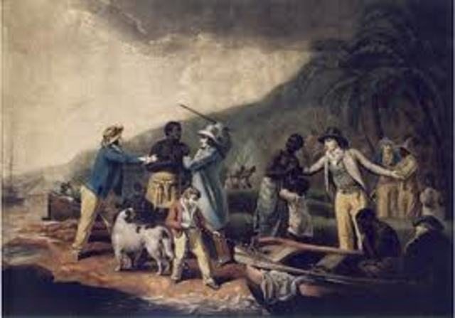 Compromise on Commerce and Slave Trade
