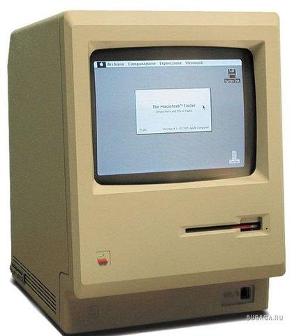 Apple выпустила первый персональный компьютер