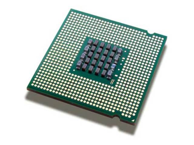 CPU с двумя ядрами