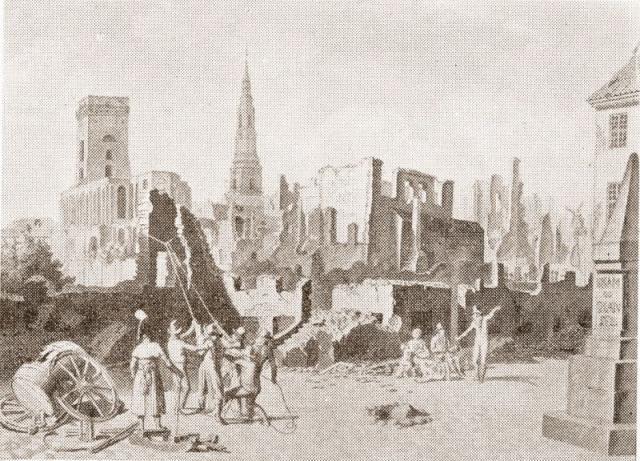 Bombardementet af KBH