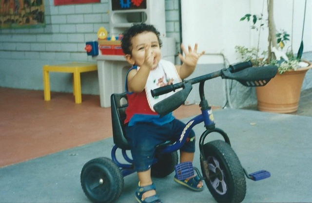 My First Bike.