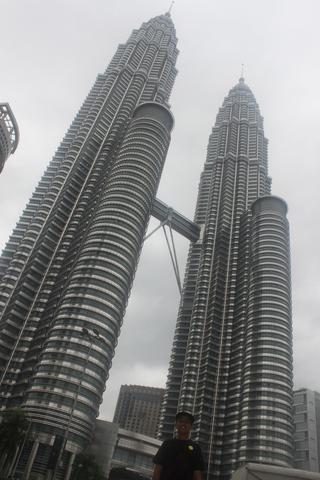First trip to asia - Malaysia.