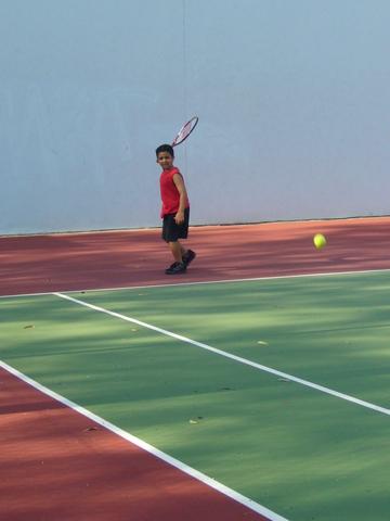 My First Sport - Tennis.