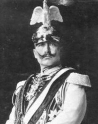 Kaiser Wilhelm II came to power