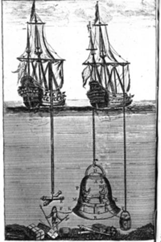 Modern Diving bell