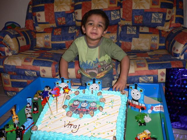 3rd Birthday.