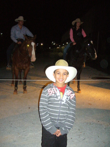 First Outback Spectacular.
