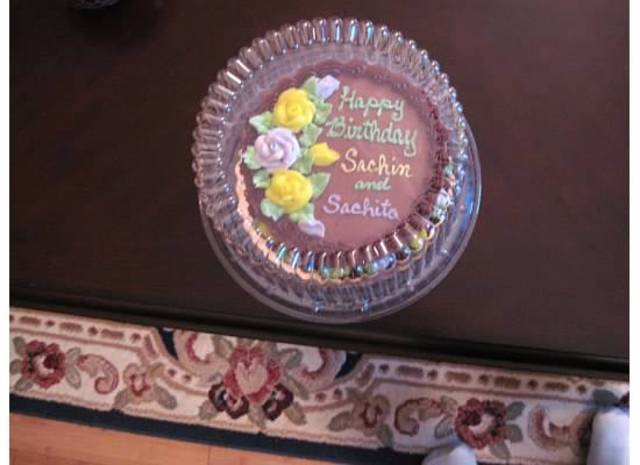 Sachita 3rd birthday