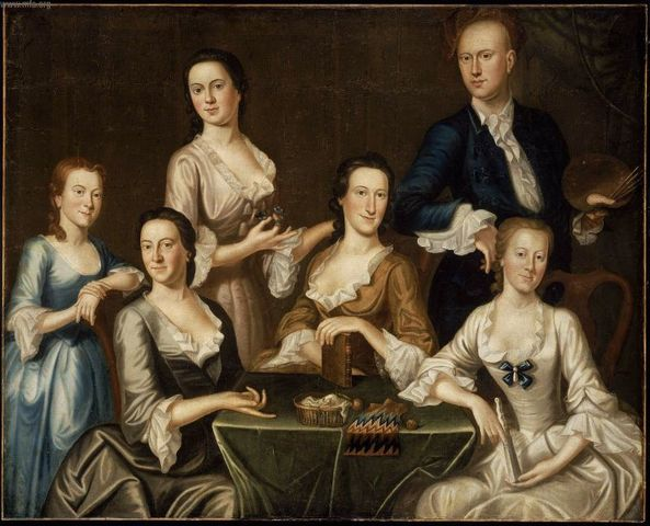 Family Life In Colonial America