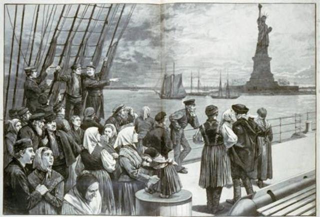 Scotch- Irish Immigrants