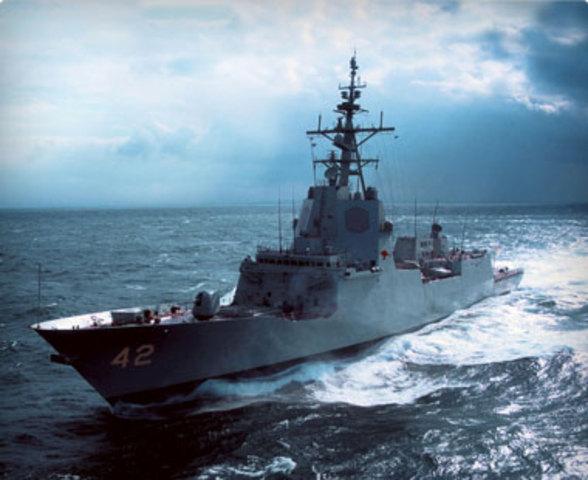 Worldwide navy