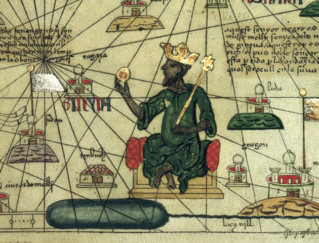 Beggining of the Kingdom of Mali