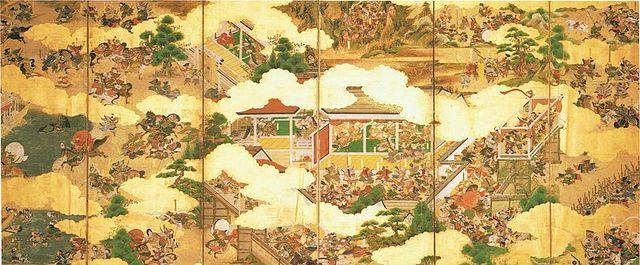 Genpei War and Kamakura Shogunate (bakufu)