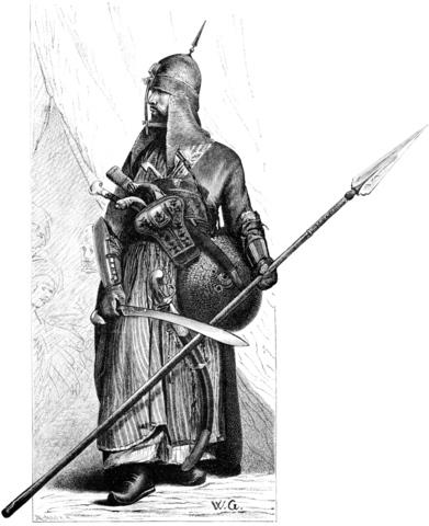 Mamluks takeover in Egypt