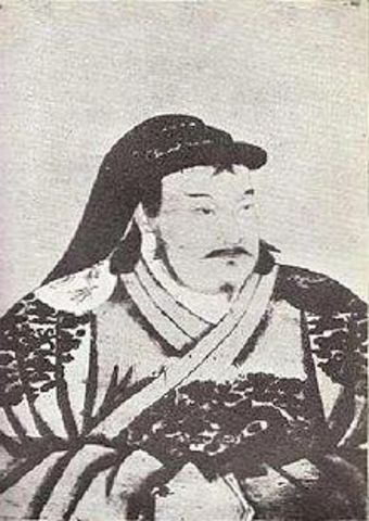 The Death of Kublai Khan