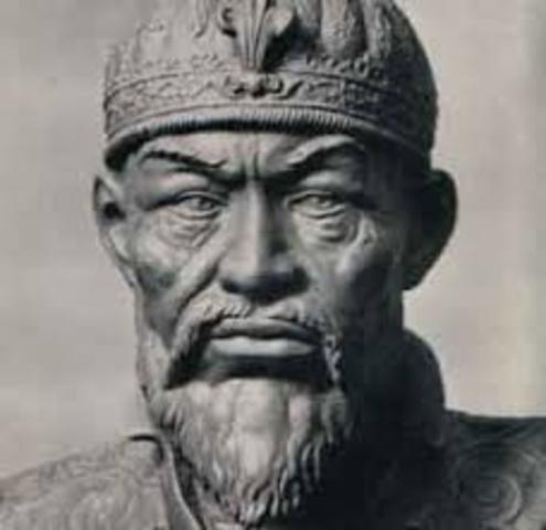 Rise of Timur