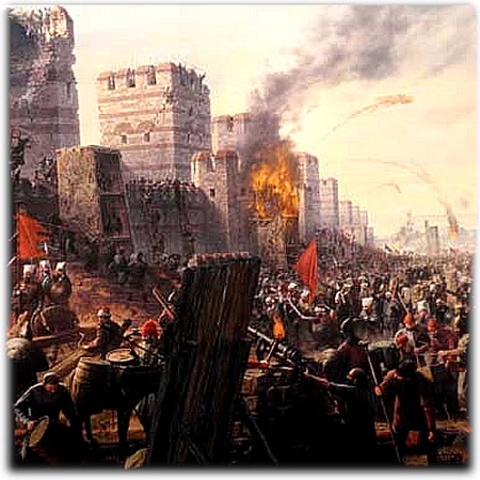 The Sacking of Constantinople