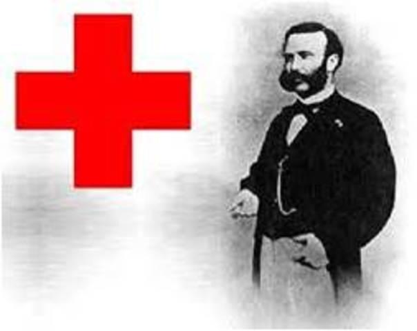 Cruz roja, Henry Dunant
