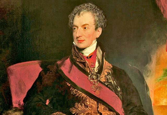 Klemens Von metterncih and the congress of vienna 1814-1815