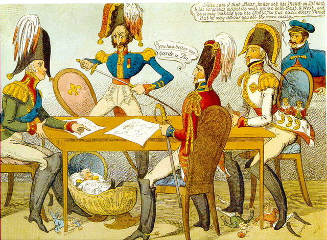Congress of Vienna and what they have plan out