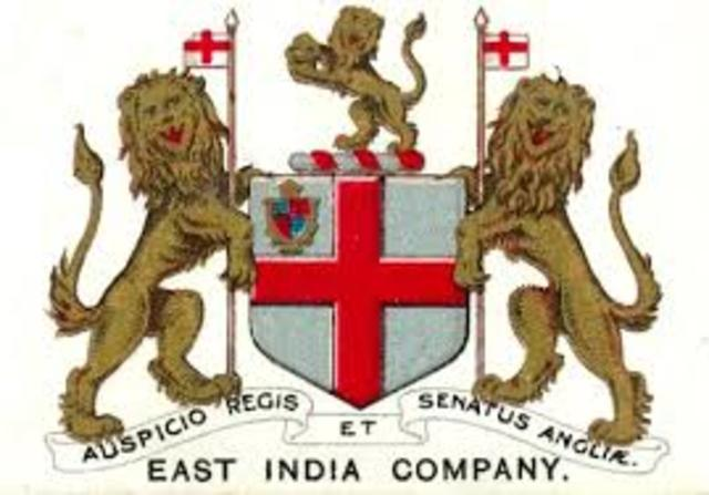English East Company is founded