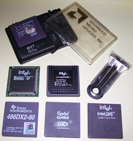 Микропроцессорная техника