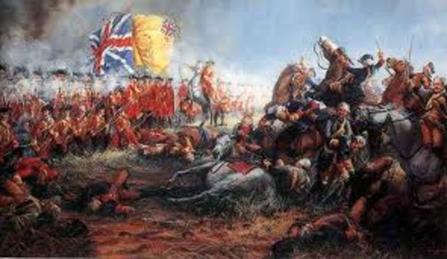 Seven Years War begins