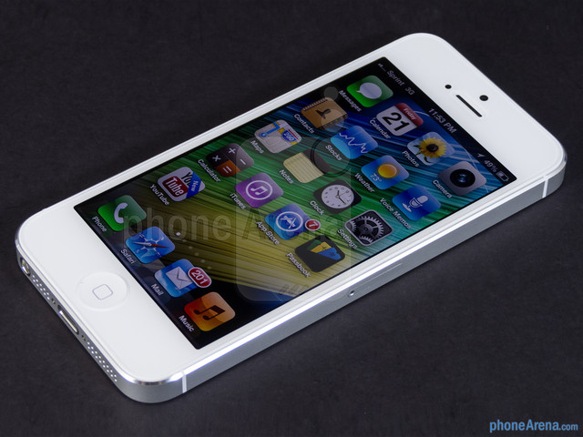 Getting an iPhone