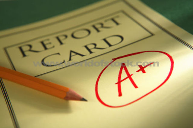 Get straight A's